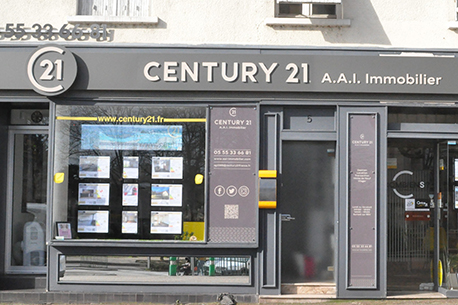 Agence immobilière CENTURY 21 A.A.I. Immobilier, 87000 LIMOGES